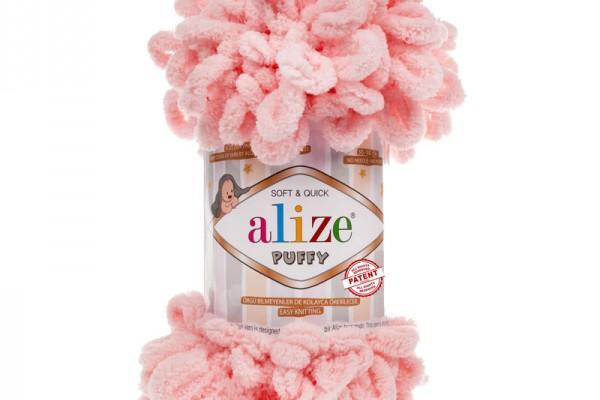 Акция - скидка на пряжу ALIZE Puffy и ALIZE Puffy Color!>