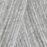 ALIZE Angora Real 40 614 Серый меланж