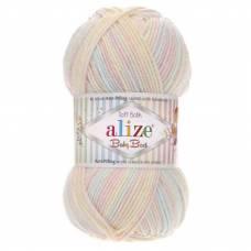 Пряжа ALIZE Baby Best Batik