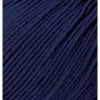 ALIZE Baby Wool 58 Тёмно-синий
