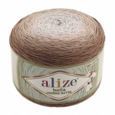 Пряжа ALIZE Bella Ombre Batik