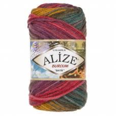 Купить пряжу ALIZE Burcum Batik