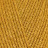 ALIZE Cotton Gold 02 Горчичный