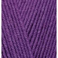 ALIZE Cotton Gold 44 Тёмно-фиолетовый