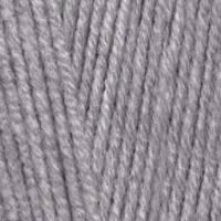 ALIZE Cotton Gold 87 Угольный серый