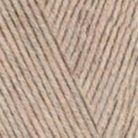 ALIZE Cotton Gold 152 Бежевый меланж