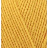 ALIZE Cotton Gold 216 Тёмно-желтый
