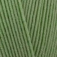 ALIZE Cotton Gold 485 Зелёная черепаха