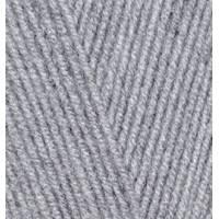 ALIZE Lanagold 800 21 Серый меланж