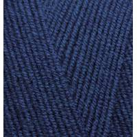 ALIZE Lanagold 800 58 Тёмно-синий