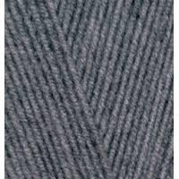 ALIZE Lanagold 800 182 Средне-серый меланж