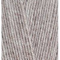 ALIZE Lanagold 800 207 Светло-коричневый меланж