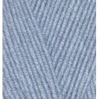 ALIZE Lanagold 800 221 Светлый джинс меланж