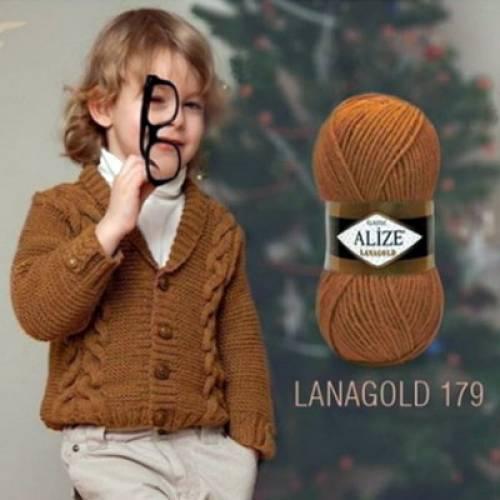 Купить пряжу ALIZE Lanagold