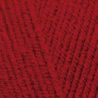 ALIZE Lanagold 56 Красный