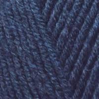 ALIZE Lanagold 58 Тёмно-синий