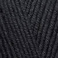 ALIZE Lanagold 60 Чёрный