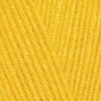 ALIZE Lanagold 216 Жёлтый