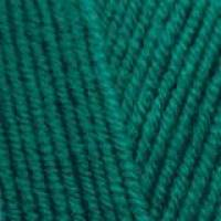 ALIZE Lanagold 507 Античный зелёный