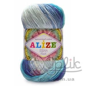 Купить пряжу ALIZE Miss Batik