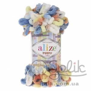 Купить пряжу ALIZE Puffy Color