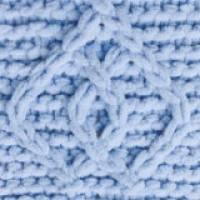 ALIZE Puffy Fine 218 Детский голубой