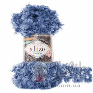 Купить пряжу ALIZE Puffy Fur