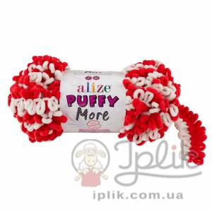 Купить пряжу ALIZE Puffy More