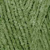 ALIZE Softy 485 Зелёная черепаха