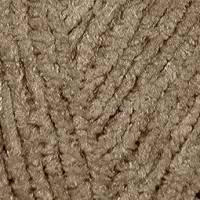 ALIZE Softy 617 Молочный коричневый