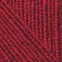 ALIZE Superlana Klasik 56 Красный