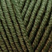 ALIZE Superlana Maxi 241 Тёмно-зелёный