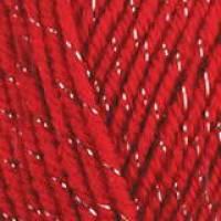 ALIZE Superlana Midi Lux 56 Красный
