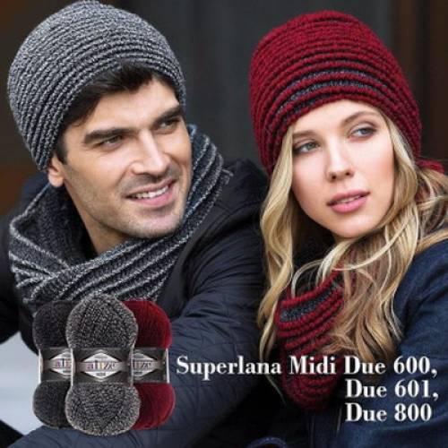 Купить пряжу ALIZE Superlana Midi