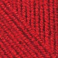ALIZE Superlana Midi 56 Красный