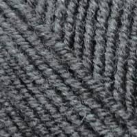 ALIZE Superlana Midi 182 Средне-серый меланж