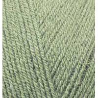 ALIZE Superlana Tig 138 Зелёный миндаль