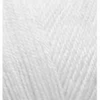 ALIZE Superlana Tig 55 Белый