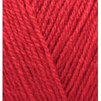 ALIZE Superlana Tig 56 Красный