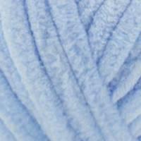 ALIZE Velutto 218 Детский голубой