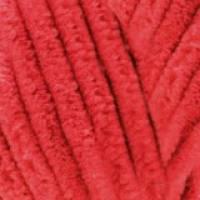 ALIZE Velutto 56 Красный