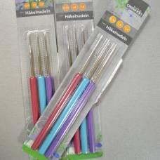 Набор крючков для вязания Crelando