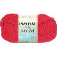 NAKO Baby Marvel 9040 (11013) Ягодный