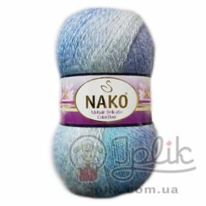 Купить пряжу NAKO Mohair Delicate Colorflow