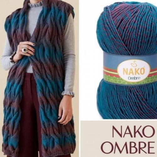 Купить пряжу NAKO Ombre
