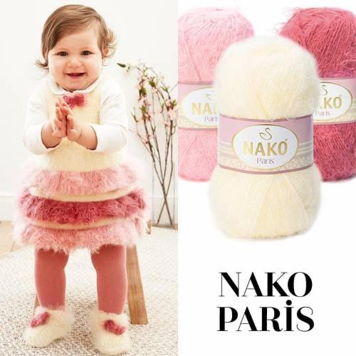 Купить пряжу NAKO Paris