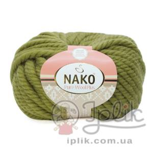 Купить пряжу NAKO Pure Wool Plus