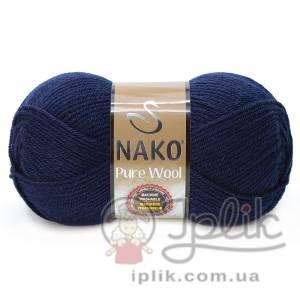 Купить пряжу NAKO Pure Wool