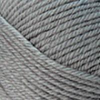 NAKO Pure Wool 11207 Серебристо-серый
