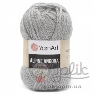 Купить пряжу YARNART Alpine Angora